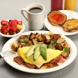 Eugene's Best Breakfast at The Embers